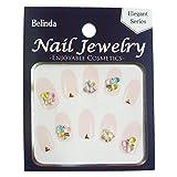Belinda(ベリンダ) Belinda Nail Jewels No.418 1シート