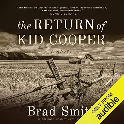 Page de couverture de The Return of Kid Cooper