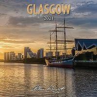 Lyrical Scotland 2021 Glasgow Calendar