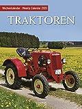 Traktoren 2020: Foto-Wochenkalender - Korsch Verlag