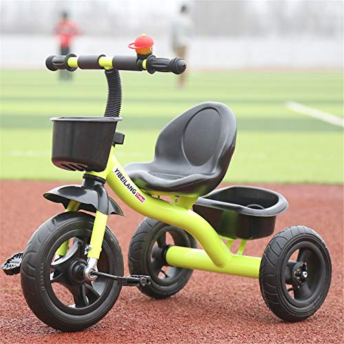 Review Baby Balance Bikes Bike Bicycle Children Walker Tricycle With Push Handle For Steering And To...