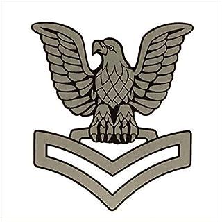 ملصق قبعة بناء بحري من فانجارد : E5 Petty Officer من الدرجة الثانية