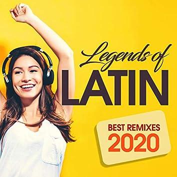 Legends Of Latin Best Remixes