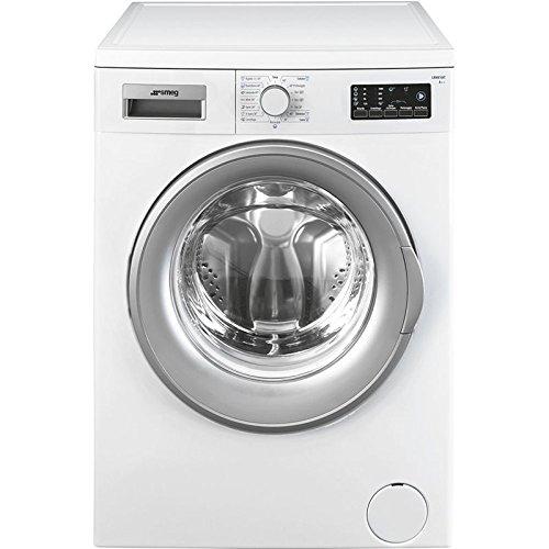 Smeg LBW810IT Libera installazione Carica frontale 8kg 1000Giri/min A++ Bianco lavatrice