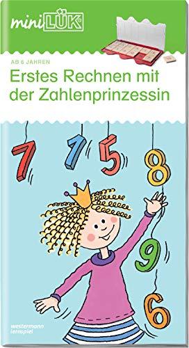 miniLÜK-Übungshefte: miniLÜK: Vorschule/1. Klasse - Mathematik: Erstes Rechnen mit der Zahlenprinzessin: Vorschule / Vorschule/1. Klasse - Mathematik: ... (miniLÜK-Übungshefte: Vorschule)