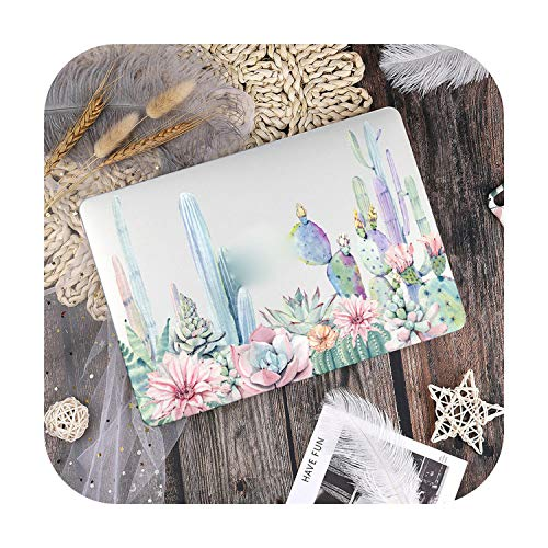 Peach-Girl Marble Cover for Macbook Air Pro Retina 11 12 13.3 New Book Mac 13 15 Bar Touch Screen 2020 A2289 A2251 A1932 A2179 + Keyboard Cover X108-Pro 13 2019 A2159