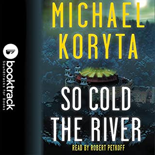 So Cold the River audiobook cover art
