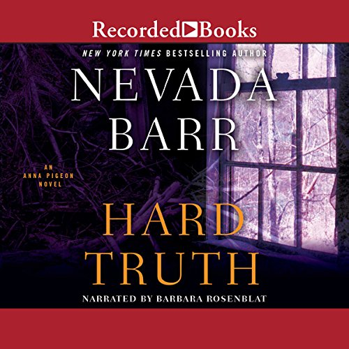 Hard Truth  audiobook cover art