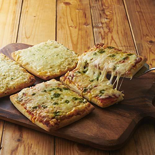 シャトレーゼ 糖質カットのピザ詰合せ 2種4袋入 糖質制限 糖質オフ 低糖質ピザ