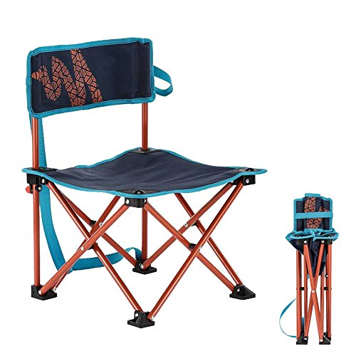 XXHDEE Klapstoel, voor in de vrije natuur, beweegbaar, camping, kind, volwassenen, stoel, vrije tijd, strandstoel