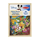 Melissa & Doug Mickey Mouse Clubhouse Wooden Magnets