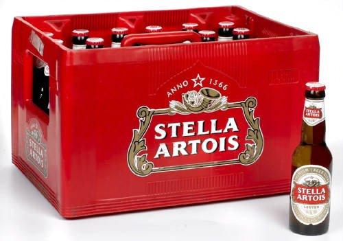 STELLA ARTOIS (ohne Kasten) 24 x 25 cl