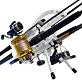Rod-Runner Fishing Rod Carrier Pro 5 Portable Rod Rack