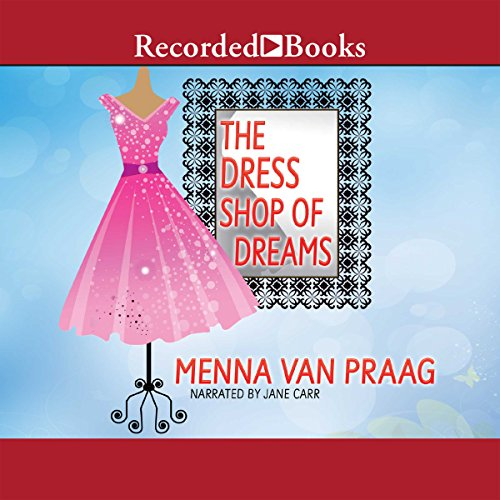 The Dress Shop of Dreams audiobook cover art