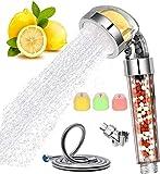 Vitamin C Shower Head Filter Handheld High Pressure Ionic Shower...