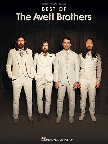 Best of the Avett Brothers: Piano / Vocal / Guitar