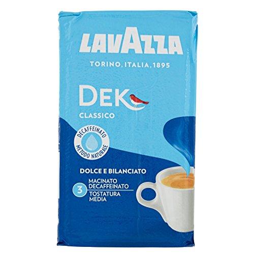 Lavazza Caffè Classico Decaffeinato, 250g
