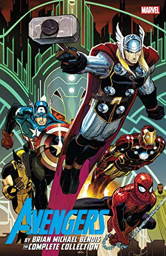 Avengers by Brian Michael Bendis: The Complete Collection Vol. 1 (Avengers (2010-2012)) (English Edition)