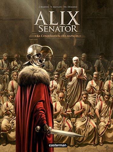 Alix Senator (Tome 3) - La Conjuration des Rapaces