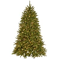 Home Accents Holiday 7.5 ft Dunhill Fir LED Pre-Lit Artificial Christmas Tree with 750 Color Changing Lights with 9 Functions