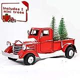 Top 10 Red Metal Truck Decors