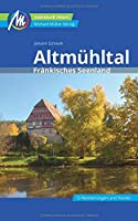 Altmuehltal Reisefuehrer Michael Mueller Verlag: Fraenkisches Seenland