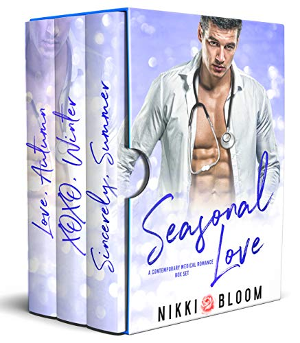 Seasonal Love: A Contemporary Medical Romance Box Set
