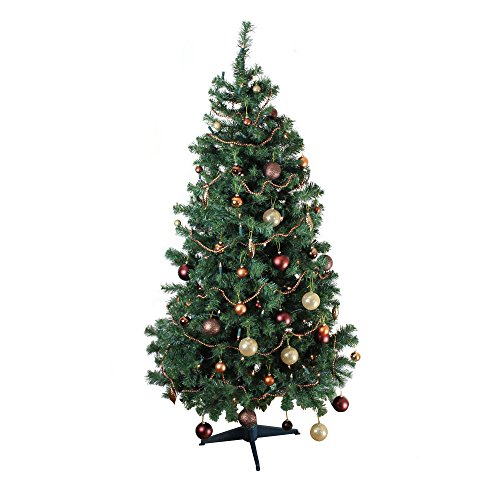 Homegear Deluxe Alpine 6ft 700 Tips Xmas/Christmas Tree