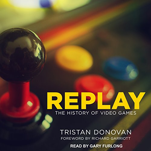 Replay audiobook cover art