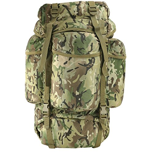 Kombat Unisex Outdoor Kombat Backpack available in Camouflage - 60...