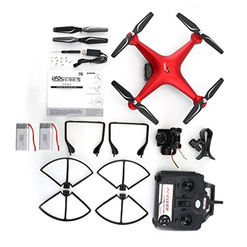NC S32T ESC VR3D Mode 360 Degree Flip & Roll 4K ESC Lens RC Drone HD Gesture Camera Shockproof RC Aircraft with 2/3 Batteries