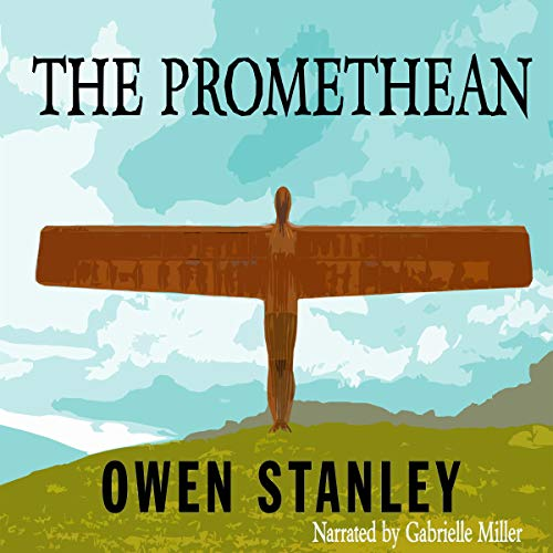 The Promethean audiobook cover art