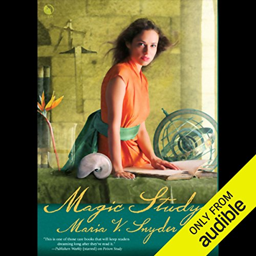 Magic Study audiobook cover art