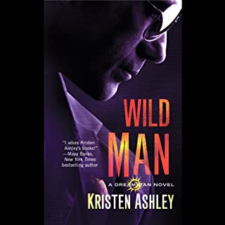 Wild Man audiobook cover art