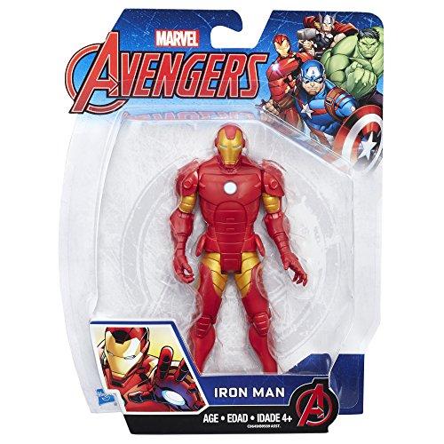 Marvel Avengers Iron Man 6-in Basic Action Figure