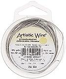 Artistic Wire 20-Gauge, Stainless Steel, 15-Yard