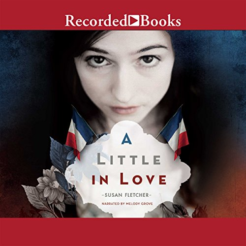 A Little in Love audiobook cover art