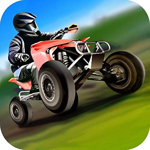 Quad Bike Challenge 3D - Extreme Speedy Motorbike Racing