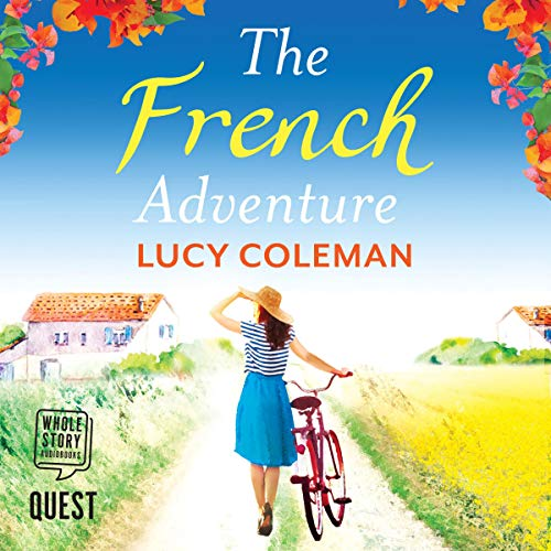 The French Adventure audiobook cover art