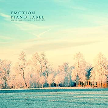 New Age Piano With Memories Of First Winter