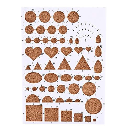 1 juego de herramientas de quilling de papel, herramientas de quilling para...