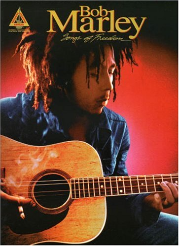 Marley Bob Songs Of Freedom Recorded Version Guitar Tab (Album): Songbook, Grifftabelle für Gitarre: Recorded Versions (GUITARE)