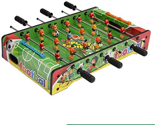 AK Fútbol de mesa de futbolín Family Fun juego, interior y exterior Conjunto de fútbol incluye 18 hombres, 2 Goleadores,si: Amazon.es: Bricolaje y herramientas