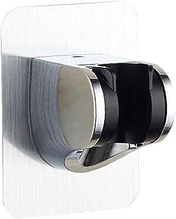 NIDONE Uchwyt na glowice prysznicowa uchwyt na scianie obrotowy regulowany zraszacz prysznic waz uchwyt na glowice stojako...