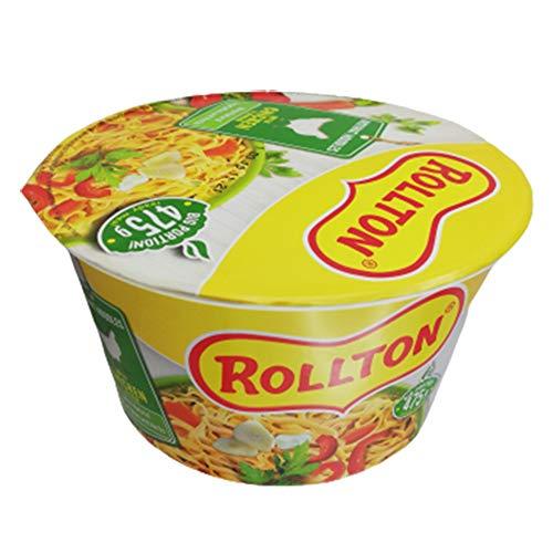 Rollton instant Nudeln mit Hähnchengeschmack (24 x 75g) Nudelsuppe Nudelgericht