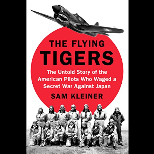The Flying Tigers cover art