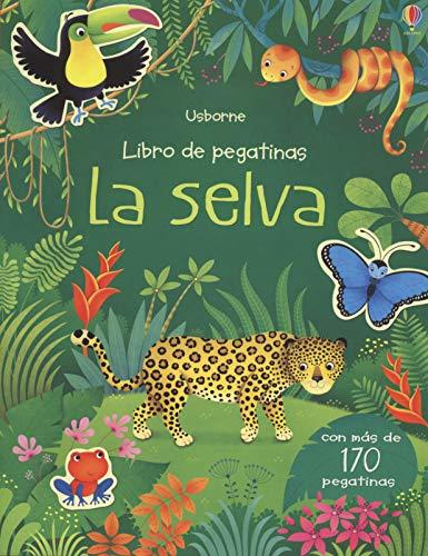 La Selva. Libros De Pegatinas