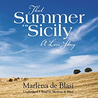 That Summer in Sicily audiobook cover art