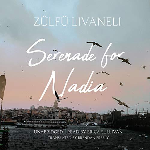 Serenade for Nadia audiobook cover art