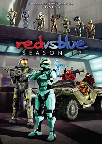 New York Mall Red Vs Blue: Season 13 Excellent